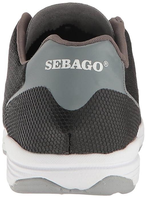Sebago Cyphon Sea Sport - Zapatillas de Vela de Material Sintético Para Mujer, Color Negro, Talla 40