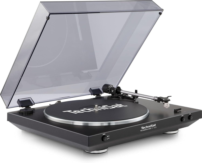 TechniSat TechniPlayer LP 200 - Tocadiscos (Tocadiscos de tracción ...