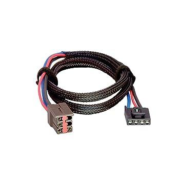 amazon com tekonsha 3035 p brake control wiring adapter for ford tekonsha 3035 p brake control wiring adapter for ford