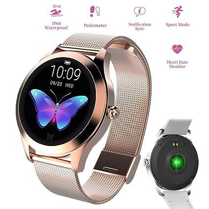 Love Life Reloj Inteligente IP68 a Prueba de Agua Actividad ...