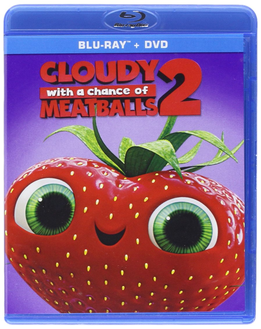 Amazon.com: Cloudy with a Chance of Meatballs 2 [Blu-ray]: Cody Cameron, Kris Pearn, Kirk Bodyfelt, Pam Marsden, Sony Pictures Animation Inc.; Sony Pictures ...