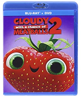 Cloudy with a Chance of Meatballs 2 [Blu-ray]