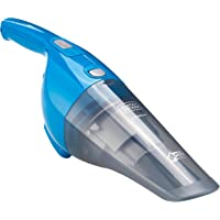 Black & Decker WD7201B-B1 7.2V Wet and Dry Cyclonic Dustbuster Cordless Lithium Hand Vacuum, Blue