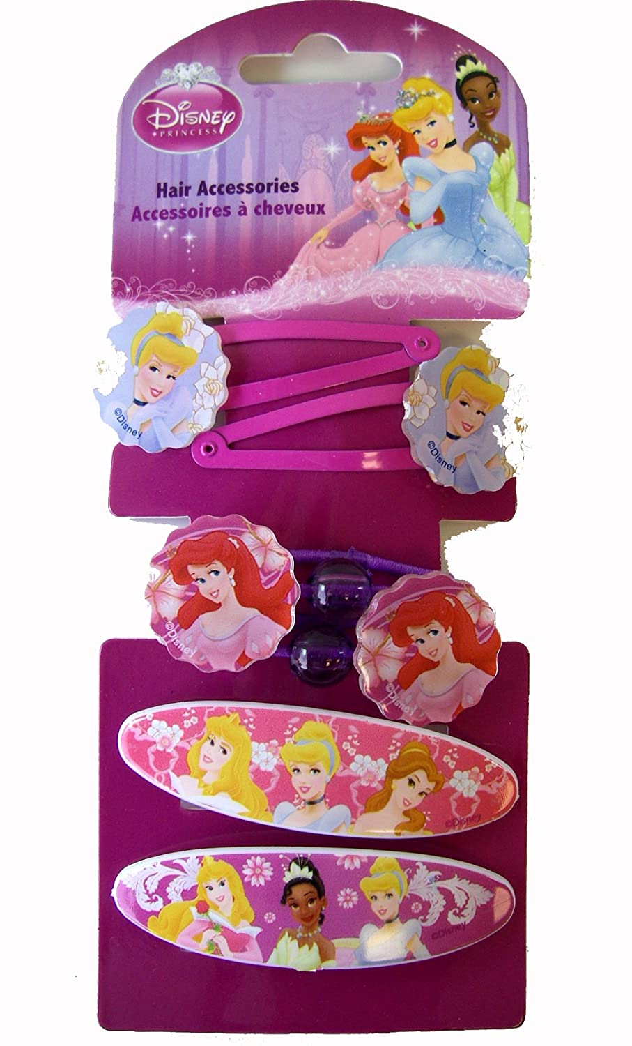 Disney Frozen 8 Hair Ponies
