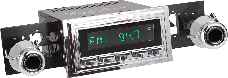 Retro Manufacturing LAC-126-55-75 Radio for Classic Vehicles