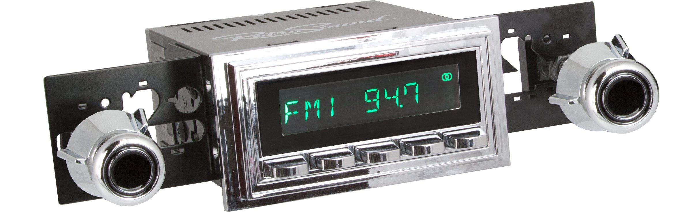 Retro Manufacturing LAC-126-55-75 Radio for Classic Vehicles by Retro Manufacturing