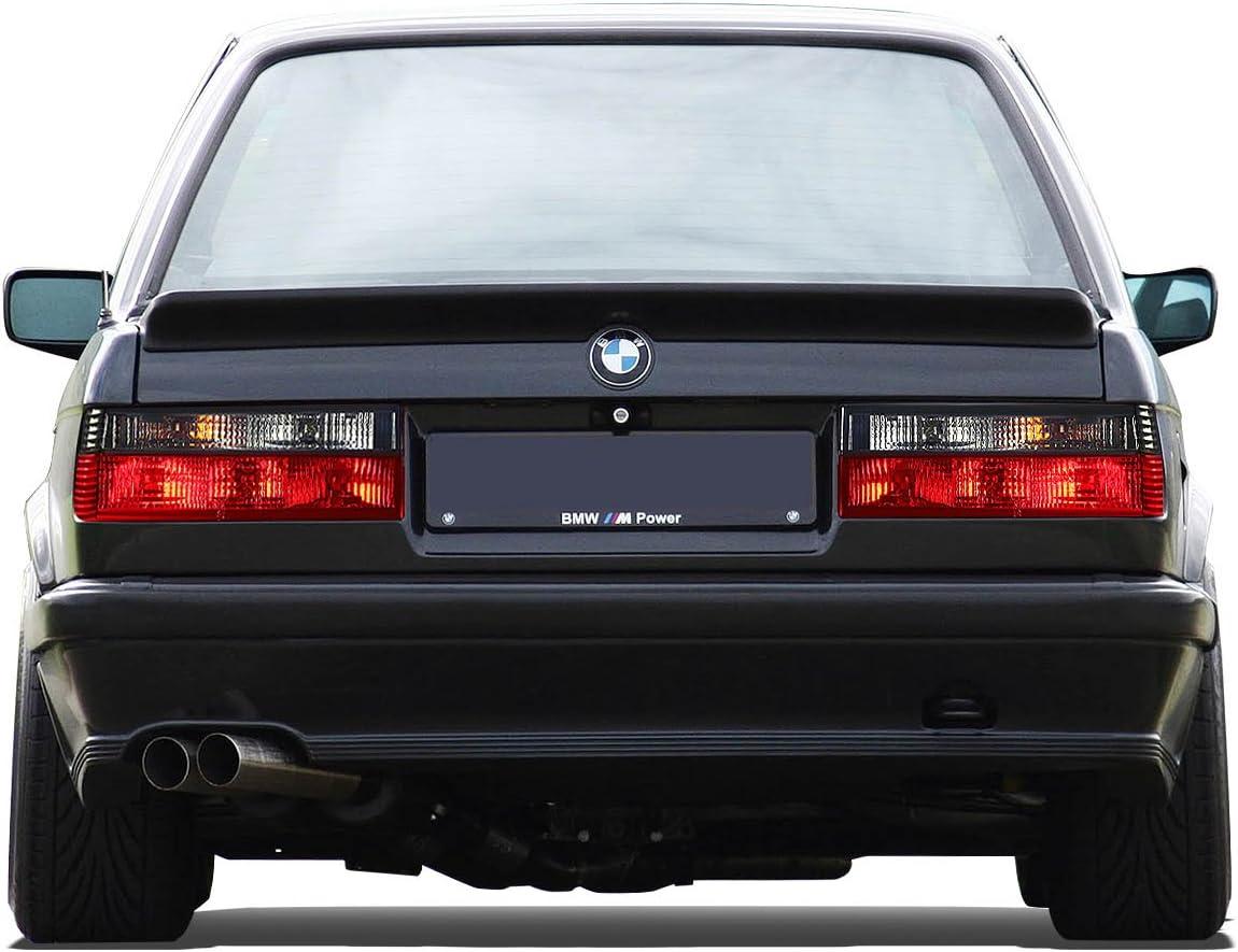 Duraflex M-Tech Front Bumper Cover 2PC for 1988-1991 BMW 3 Series E30 2DR 4DR