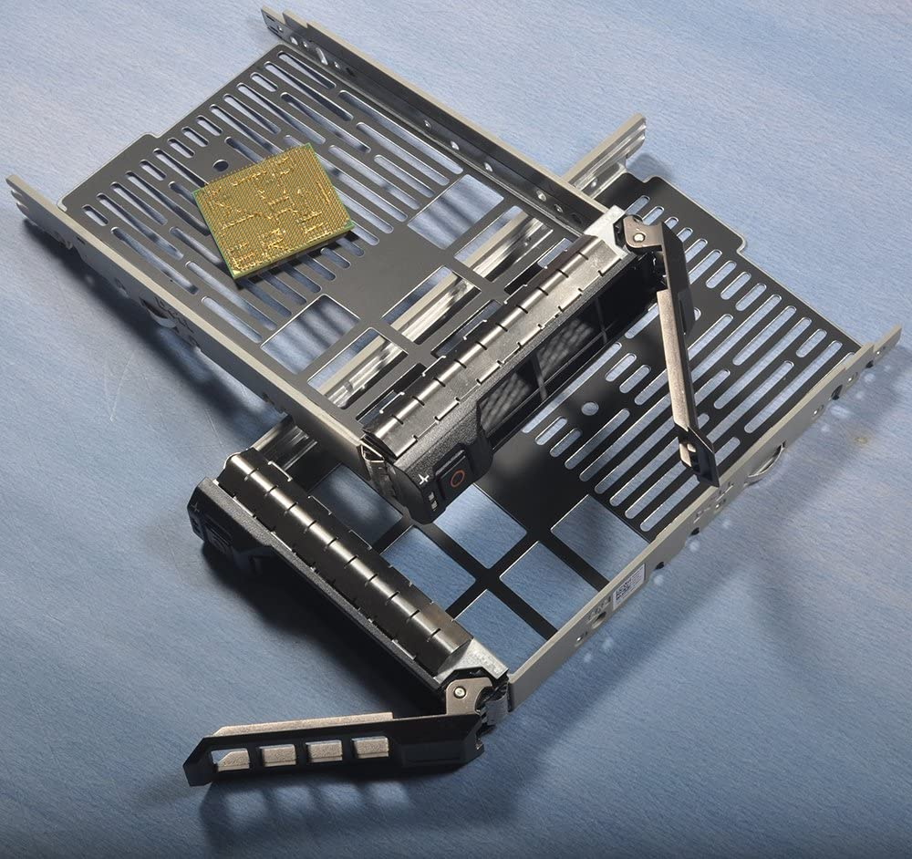 Screw Included 0KG1CH KG1CH Dell 3.5 SAS SATA Hard Drive Tray Caddy for Dell PowerEdge T330 T430 T630 R230 R330 R430 R530 R630 R730 R730XD R930 MD1400 MD3400 Series Part Number