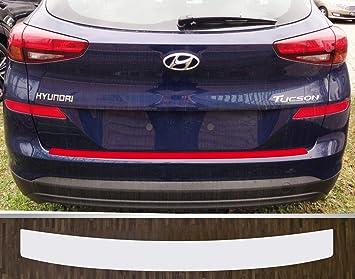 Is Tuning Passgenau Für Hyundai Tucson Ab 2018 Lackschutzfolie Ladekantenschutz Transparent Auto