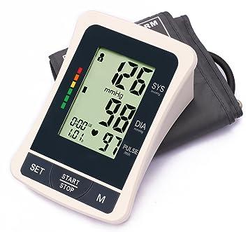$29 LotFancy FDA Approved Auto Digital Arm Blood Pressure Monitor