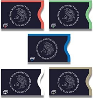 Neueste Kollektion Von Schutzhülle Rfid Nfc Für Kreditkarten Ec Karten Personalausweis Kartenhülle Safe Reiseaccessoires