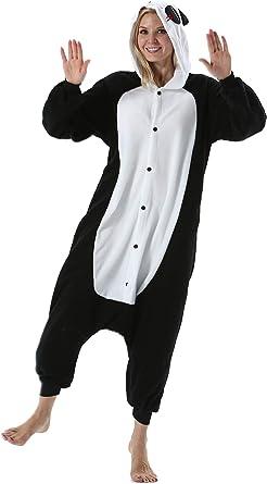 DarkCom Disfraz de Animal Unisex para Adulto Sirve como Pijama o Cosplay Sleepsuit de una Pieza