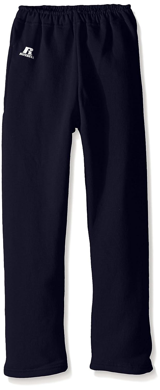 Russell Athletic Boys Big Youth Dri-Power Fleece Open Bottom Pocket Pant