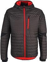 Nike Mens Ultimatum Hybrid PrimaLoft Jacket 543354-233 ASH Challenge RED