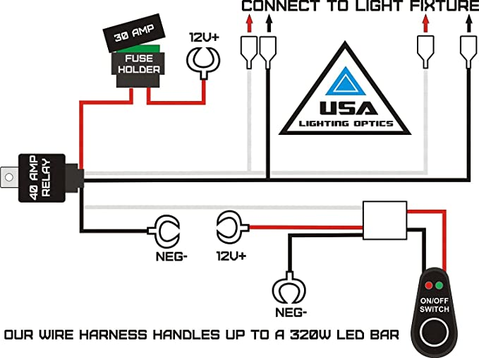 off road lights wiring diagram for anzo wiring diagram g11 Off Road Lights Wiring Diagram For Anzo anzo light bar wiring harness wiring