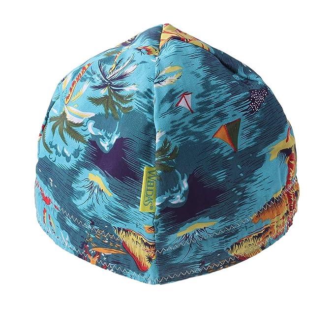 Vosarea Sombrero de Soldadura Soldadores de Soldadura Retardante de Llama Gorra Protectora de Soldadura (Patrón Aleatorio): Amazon.es: Hogar