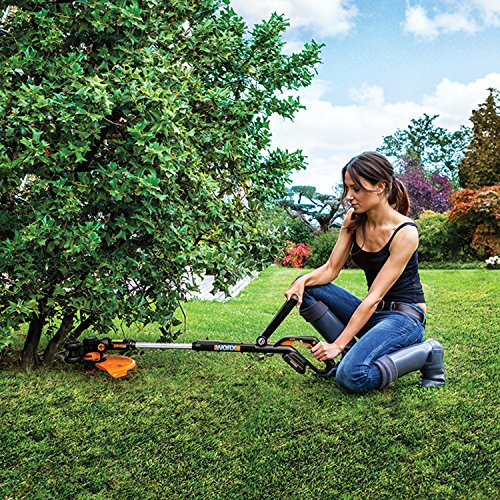 Worx WG163.9 20V Cordless Grass Trimmer/Edger with Command Feed, 12'' TOOL ONLY by Worx (Image #6)