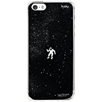 Capa Personalizada Astronauta, Husky para iPhone SE / 5 / 5S, Capa Protetora para Celular, Colorido