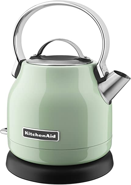 KitchenAid 1.25L Electric Kettle color Pistachio
