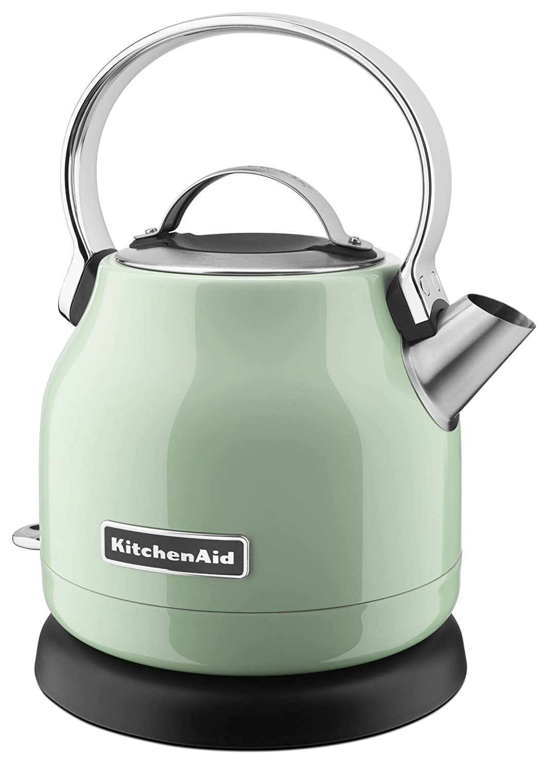amazon com kitchenaid kek1222pt 1 25 liter electric kettle