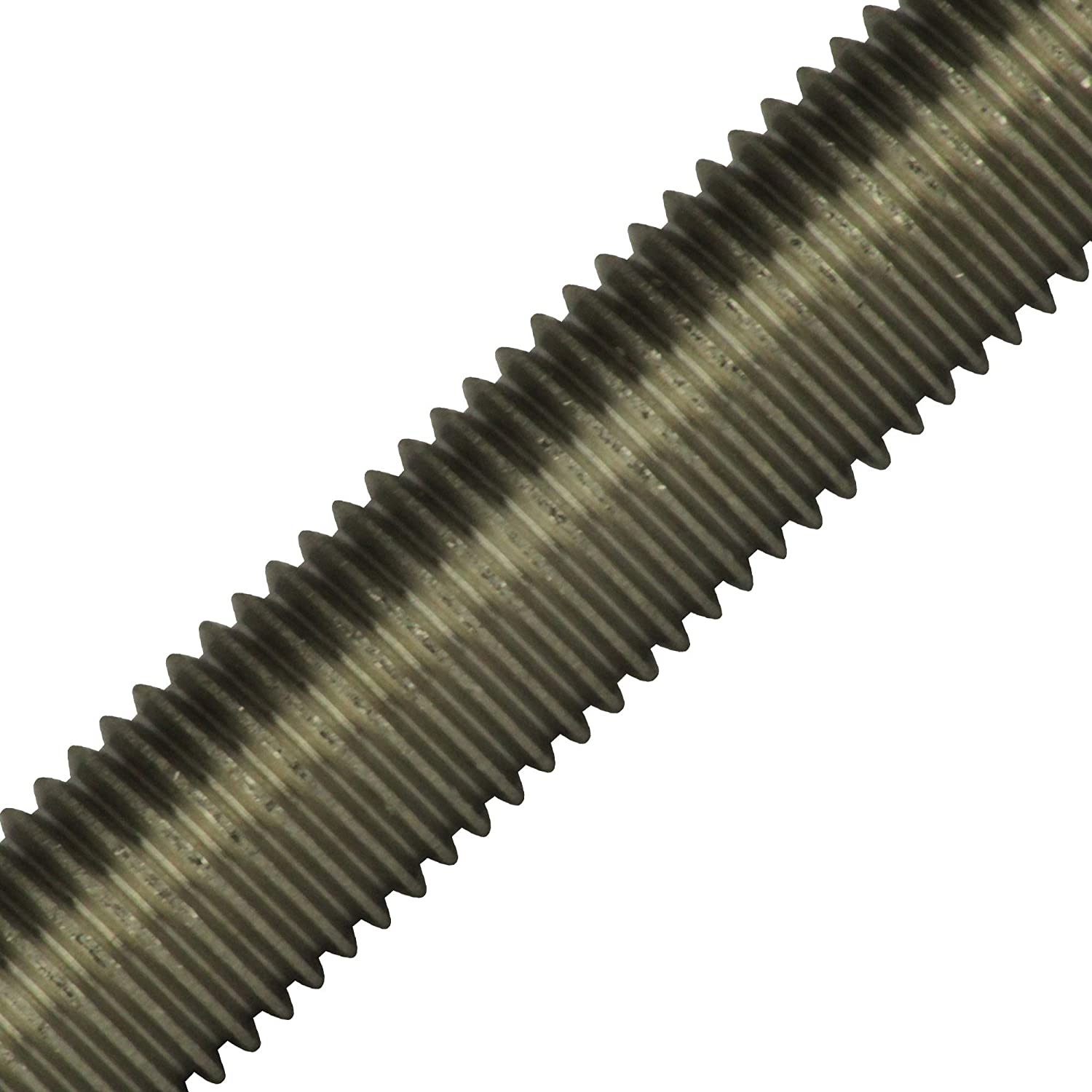 Threaded Rod DIN 976//2/m/ /Red/ /V2/A Stainless Steel
