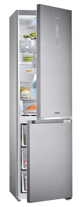 Samsung RB41J7859SR nevera y congelador Independiente Acero ...
