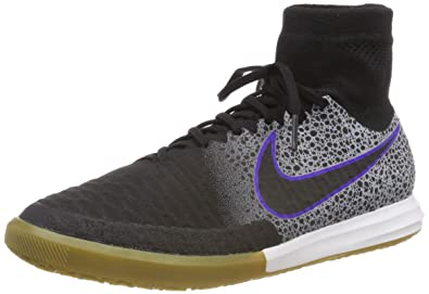 new styles 817f1 a42a6 NIKE Men s Magistax Proximo Street IC (Black Wolf Grey White) (9.5