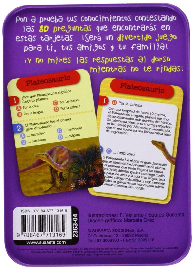 Los dinosaurios (Preguntas y Respuestas) (Spanish Edition): Inc. Susaeta Publishing: 9788467713169: Amazon.com: Books