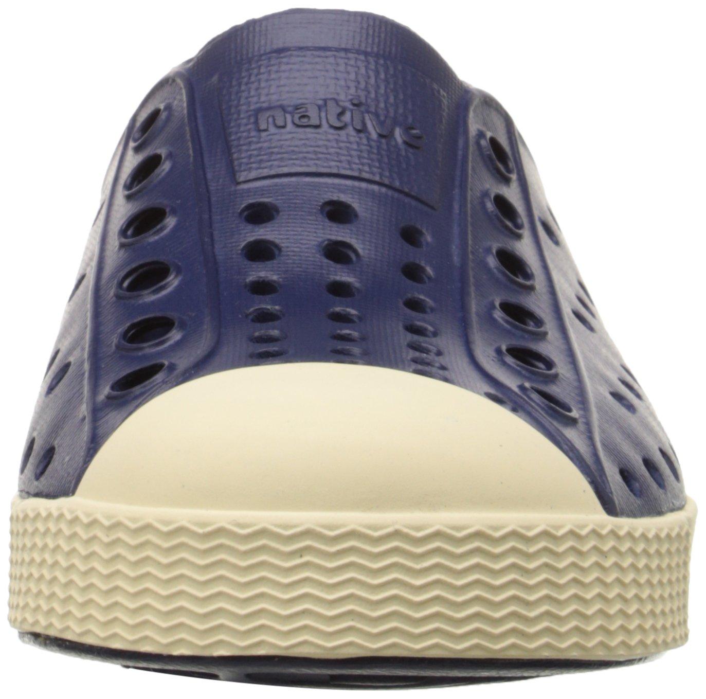 Native Jefferson Slip-On Sneaker,Regatta Blue,10 M US Toddler by Native Shoes (Image #4)