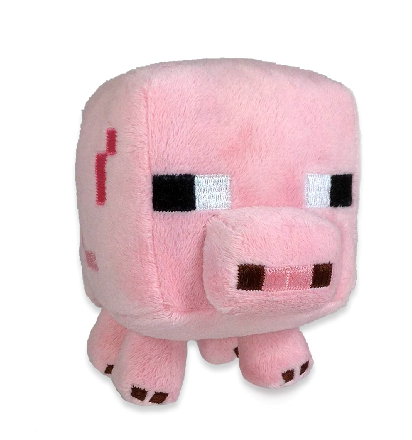 Minecraft 7-inch Baby Pig Soft Toy Character Options 16526
