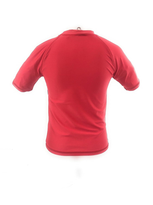 Schutz UV30/+ Lady Bug Swim Shirt Ladybug Miraculous Badeanzug T-Shirt Bad