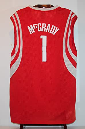 Trikot Jersey-Camiseta de baloncesto, diseño de baloncesto Nba Tracy Mcgrady Houston Rockets XXL: Amazon.es: Deportes y aire libre