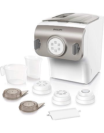 Philips HR2355/09 - Máquinas para hacer pasta, 200 W, color blanco y