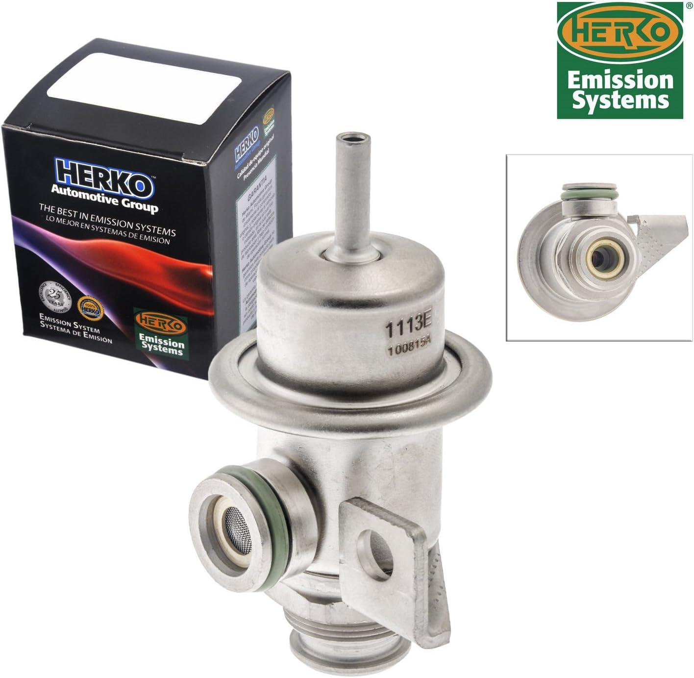 Herko Fuel Pressure Regulator PR4011 For Chevrolet Pontiac Buick 2000-2005