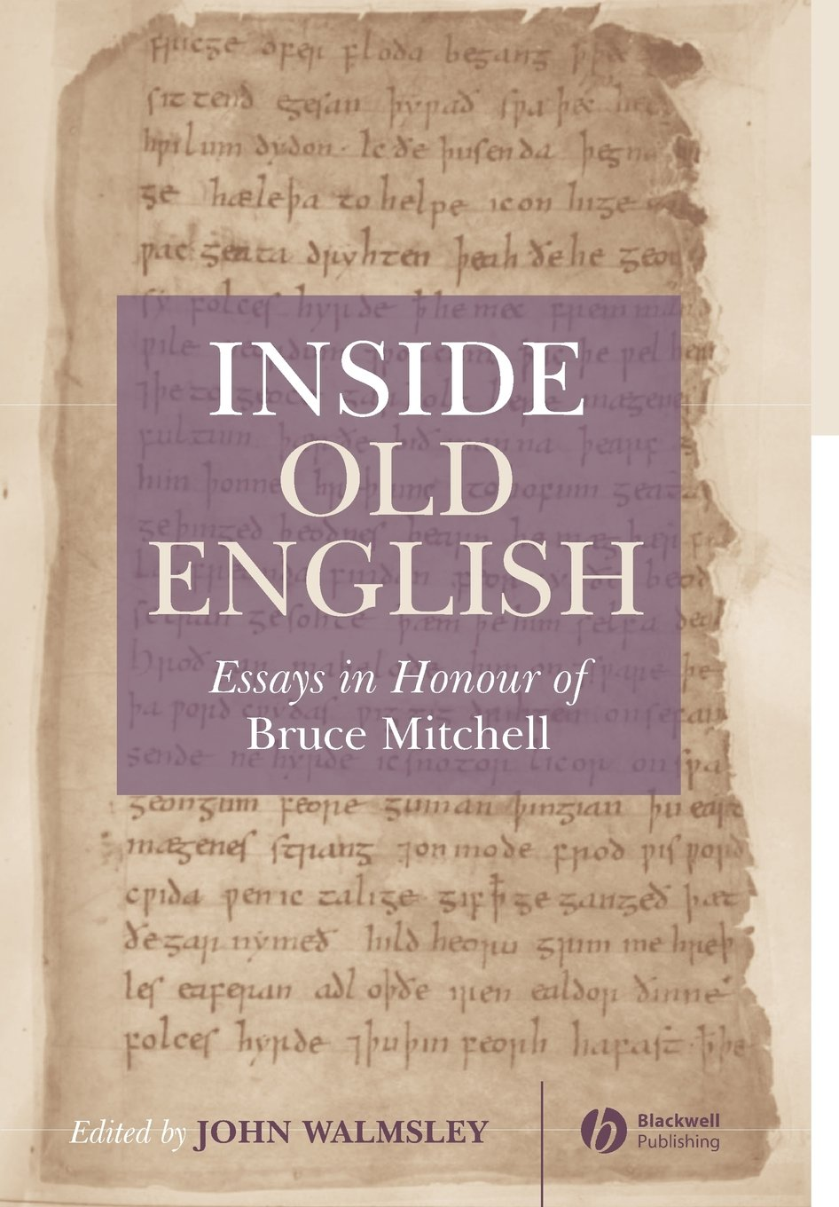 Download Inside Old English: Essays in Honour of Bruce Mitchell ebook