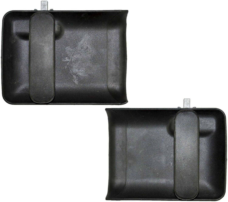 Left and Right Side Sliding Door Handle 1996-2015 For Citroen Berlingo