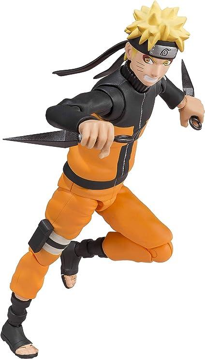 Naruto Uzumaki Naruto Sage Mode Bandai SH Figuarts Action Figure