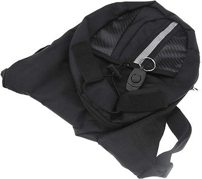 1x Nylon Motorrad Beintasche Hüfttasche für Reisen Radfahren