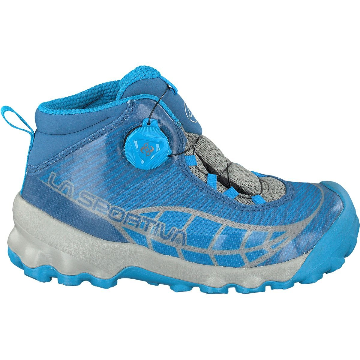 La Sportiva Unisex-Kinder Scout Blau Trekking-& Wanderstiefel
