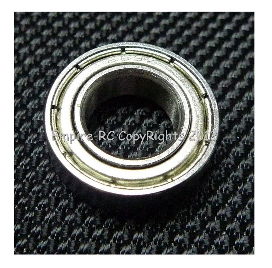 9x17x5mm Metal Shielded Ball Bearing For ALIGN T-REX TREX 600 2 PCS 689ZZ