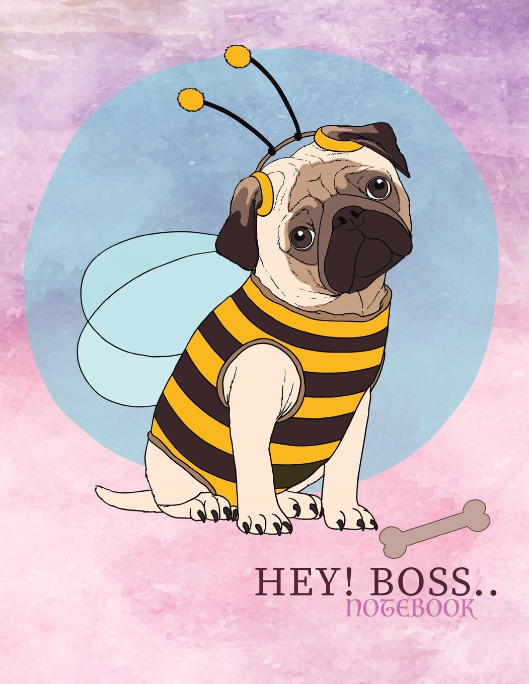 Notebook: Hey! Boss cover and Line pages, Extra large (8.5 x 11) inches, 110 pages, notebooks and journals (Hey! Boss notebook,with Line pages, Extra large (8.5 x 11) inches, 110 pages) (Volume 3) PDF