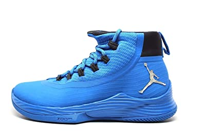 8064379d614 Amazon.com | Nike Jordan Ultra Fly 2 Game Royal/Metallic Silver ...