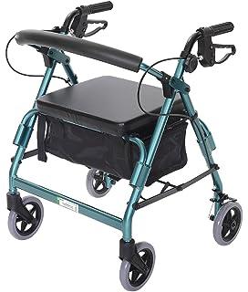 Amazon.com: Lumex WALKABOUT Four-Wheel Contour Deluxe ...