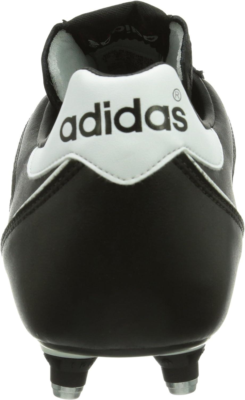 Adidas Kaiser 5 Cup SG, Botas de fútbol para Hombre Negro Black Running White Footwear Red 0