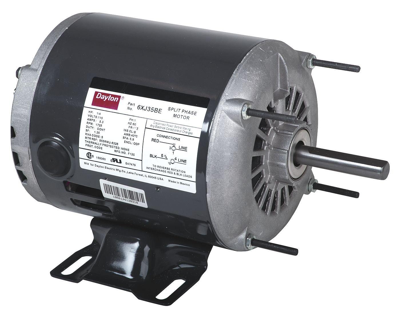 1//4 HP Split-Phase General Purpose Motor