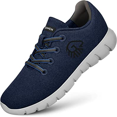 Amazon.com | Giesswein Woolen Sneaker Merino Runners Men Breathable Sneaker  for Men Made of 100% Merino Wool, Sporty Shoes, Low Shoe, Casual Shoe, Men's  Shoes | Fashion Sneakers