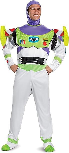 Tama-o Disguise DI50549-PLUS para hombre Deluxe Buzz Lightyear ...