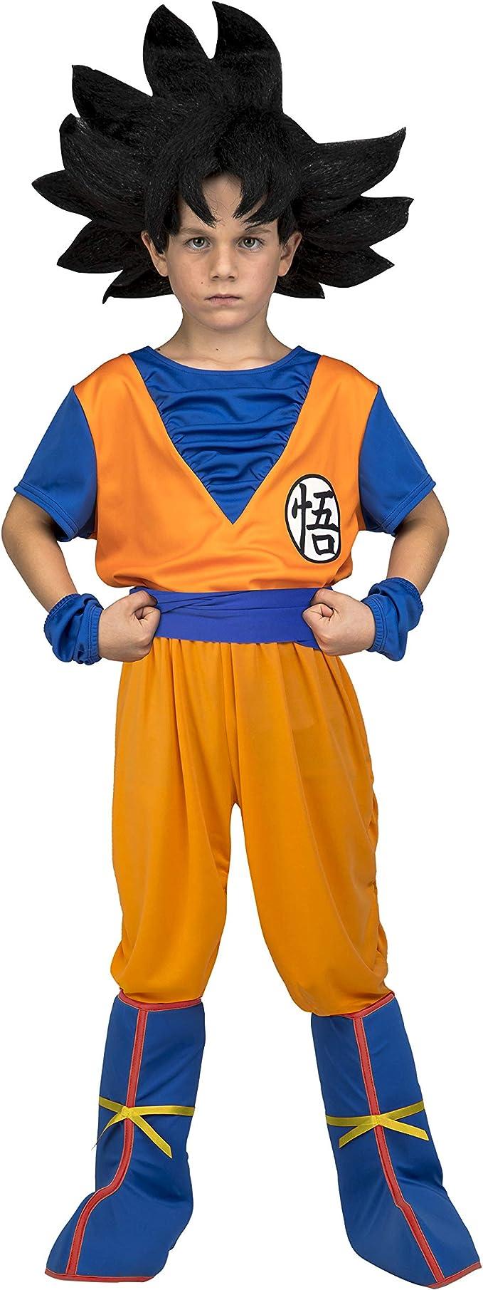 My Other Me Me Me- Goku Dragon Ball DISFRAZ Multicolor (231409 ...