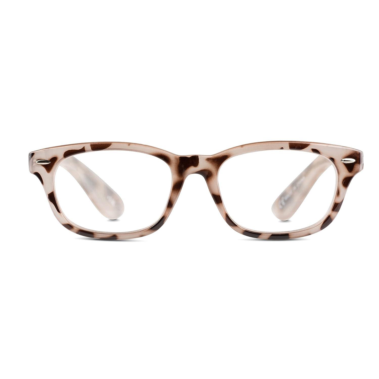 EyeSquared ユニセックスアダルト B078RTP4T5 Tortoise Grey|2.0 x Tortoise Grey