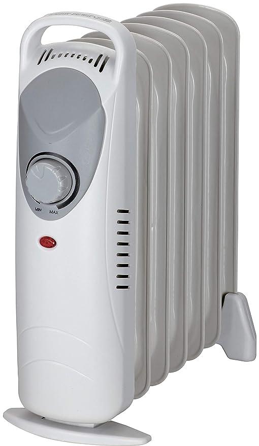 MARUX Mini Radiador Aceite 7 Elementos 800W